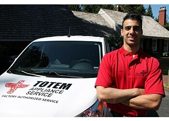 Coquitlam appliance repair service Totem Appliance Service