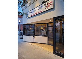 St Catharines indian restaurant Touch Of India
