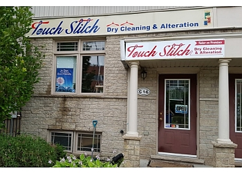Waterloo dry cleaner Touch Stitch