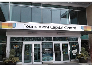 Kamloops recreation center Tournament Capital Centre