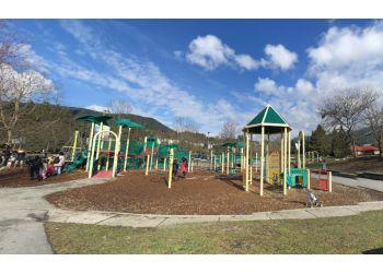 Coquitlam public park Town Centre Park