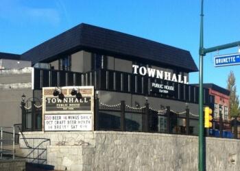 Coquitlam sports bar Townhall Public House
