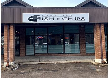 Orangeville fish and chip Townline Fish & Chips