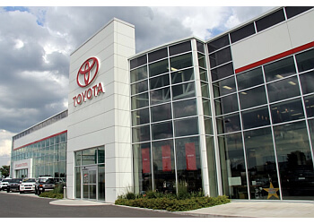 Drummondville car dealership Toyota Drummondville