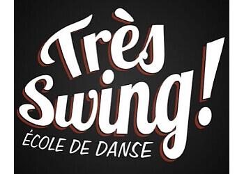 Trois Rivieres dance school Très Swing