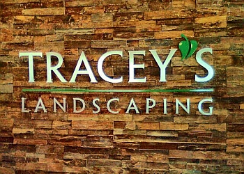 Halifax landscaping company Tracey's Landscaping Ltd.