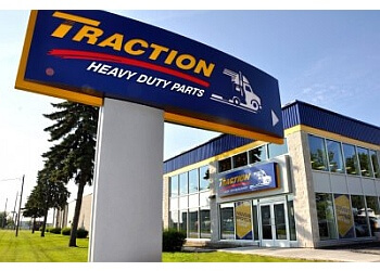 Thunder Bay auto parts store Traction