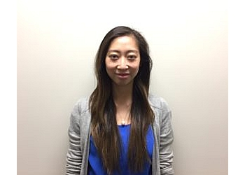 Calgary physical therapist Tracy Chu, MScPT
