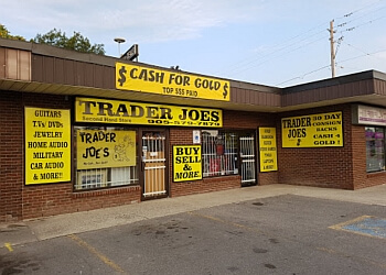 Oshawa pawn shop Trader Joe's