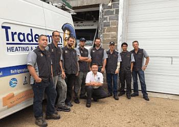 Winnipeg hvac service Tradesman Mechanical