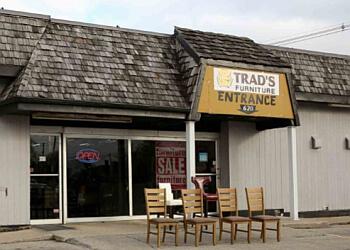 London furniture store Trad's Furniture