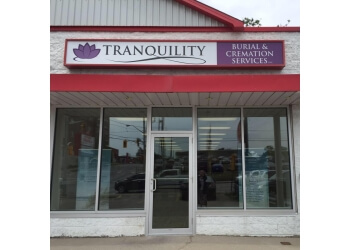 Brantford funeral home Tranquility Burial & Cremation Services Inc