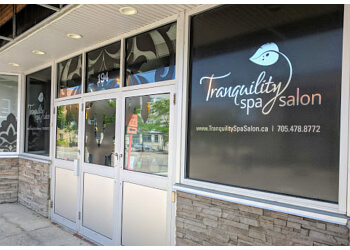 North Bay spa Tranquility Spa Salon