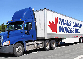 Delta moving company Trans Canada Movers Inc.