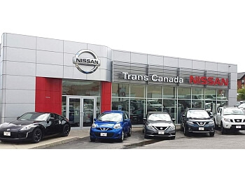 Peterborough car dealership Trans Canada Nissan