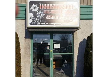 Blainville car repair shop Transmission Ste-Thérèse Inc.