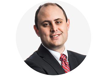 Lethbridge personal injury lawyer Travis Bissett