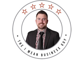 Whitby real estate agent Travis Boughner - The I Mean Business Guy