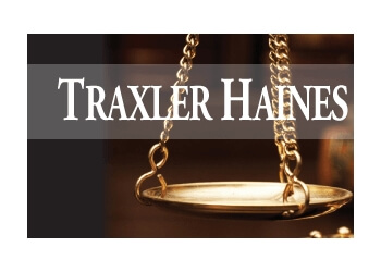 Prince George business lawyer Robert A. Traxler
