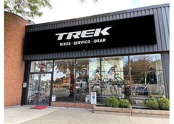 Mississauga bicycle shop Trek Bicycle Store