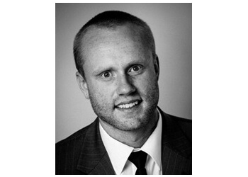 Sudbury criminal defense lawyer Trent Falldien