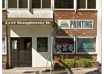 Port Coquitlam printer Tri-City Printing Inc.
