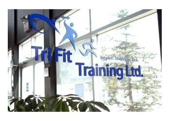 Airdrie gym Tri Fit Training Ltd.