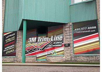 Terrebonne sign company 3M Trim Line INC.