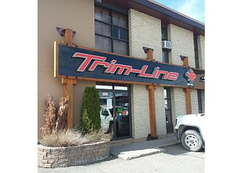 Prince George sign company Trim Line Graphics & Signs