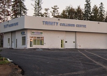 Moncton auto body shop Trinity Collision Centre