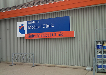 Moncton urgent care clinic Trinity Medical Clinic