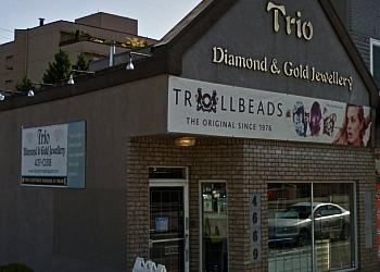 Trio Diamond & Gold Jewellery