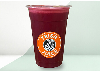 Brampton juice bar Trish Juice