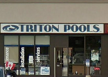 Halton Hills pool service Triton Pools Inc.