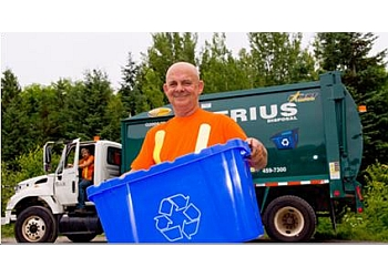 Fredericton junk removal Trius Junk Movers