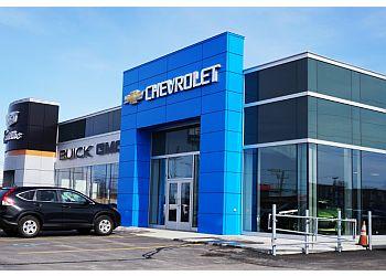 Trois Rivieres car dealership Trois-Rivières Chevrolet Buick GMC Cadillac Corvette