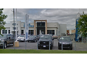 Trois Rivieres car dealership Trois-Rivieres Ford Lincoln Inc.