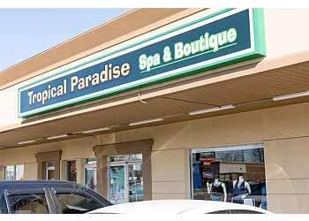 Chatham spa  Tropical Paradise Spa & Boutique