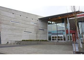 Vancouver recreation center Trout Lake Community Centre