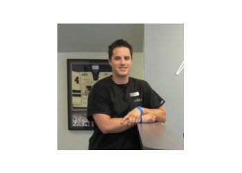 Windsor physical therapist Troy Daniel Sajatovich, PT