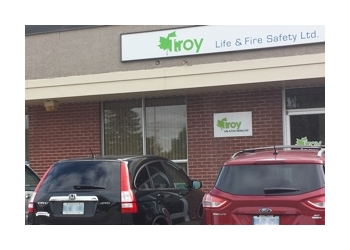 Oshawa security system Troy Life & Fire Safety Ltd.