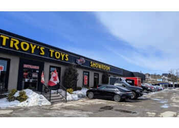 Guelph used car dealership Troy's Toys