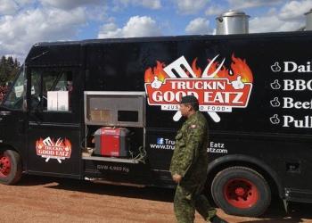 Sherwood Park food truck Truckin Good Eatz