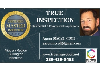 Welland home inspector TrueInspection