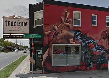 London tattoo shop True Love Tattoo