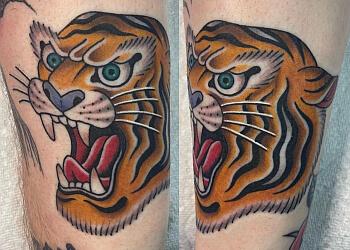 Kingston tattoo shop True North Tattoo