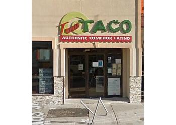 London mexican restaurant True Taco
