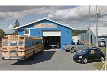 Saint John auto body shop Truman's Autobody & Service Repair Ltd.