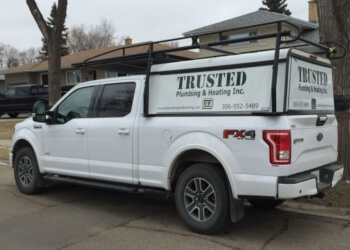 Regina plumber Trusted Plumbing & Heating Inc.