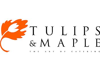 Kingston caterer Tulips and Maple Catering